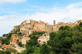 Village de Speloncato (Haute Corse)