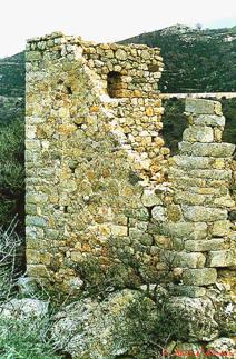 Donjon du château de Giustiniani - Speloncato